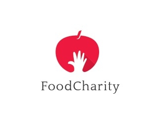 Projekt graficzny logo Food Bank