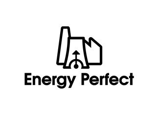 Projekt graficzny logo Energy Perfect