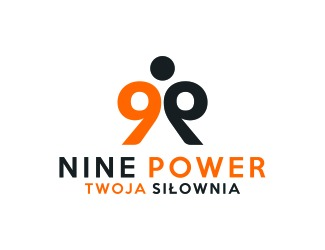 Projekt graficzny logo Nine Power