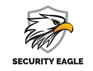 Projekt graficzny logo Security Eagle