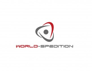 Projekt graficzny logo World Spedition