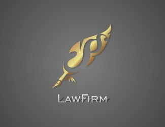 Projekt graficzny logo Law Firm