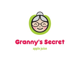Projekt logo Granny' Secret
