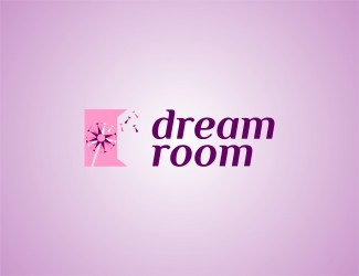 Projekt graficzny logo dream room