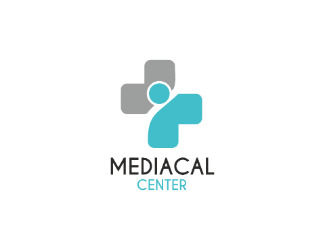Projekt graficzny logo Medical Center