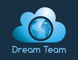 Projekt graficzny logo DREAM TEAM