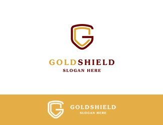 Projekt logo GoldShield
