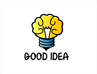 Projekt graficzny logo GOOD IDEA