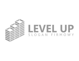 Projekt logo Level UP