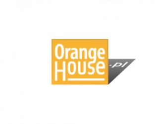 Projekt graficzny logo Orange Haouse