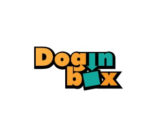Projekt logo Dog in Box