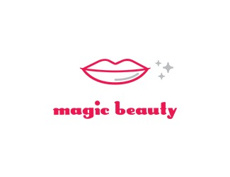 Projekt logo Magic Beauty