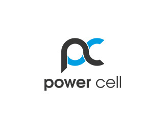 Projekt graficzny logo Power Cell