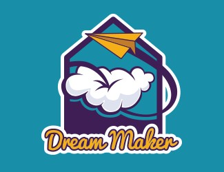 Projekt graficzny logo Dream Maker