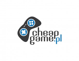 Projekt graficzny logo cheap game