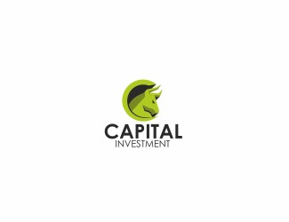Projekt graficzny logo CAPITAL INVESTMENT