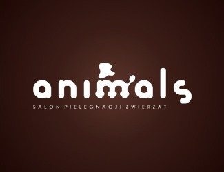 Projekt logo Animals
